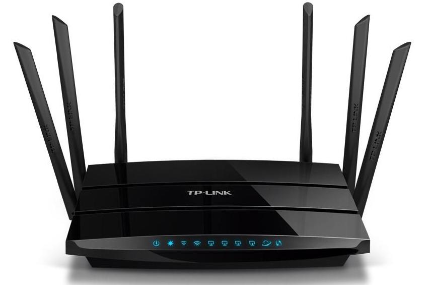 TP-LINK千兆無線路由器