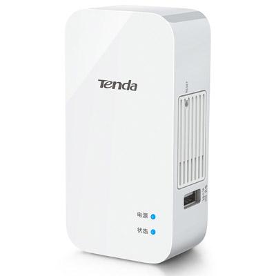 騰達(Tenda)A10 150M易安裝便攜式無線路由器